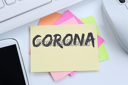 corona virus coronavirus krankheit appoinment arzt