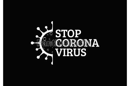 coronavirus covid 19 symbol des kampfes