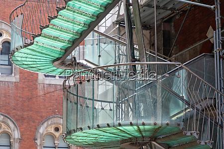 spiraltreppe extern