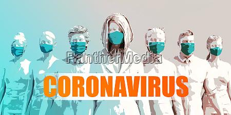 medical frontliners facing coronavirus outbreak