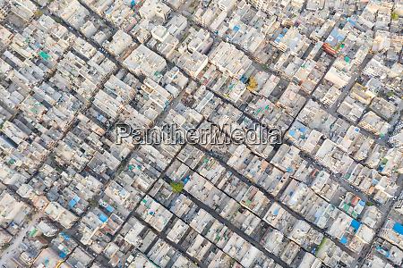 luftaufnahme, über, dem, viertel, neu-delhi, indien.. - 28326606