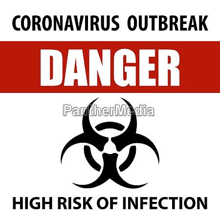 coronavirus warnzeichen