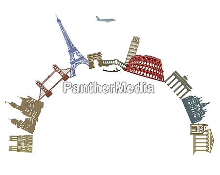 europa sehenswuerdigkeiten reiseziele und eindruecke