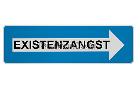 existenzangst existential fear