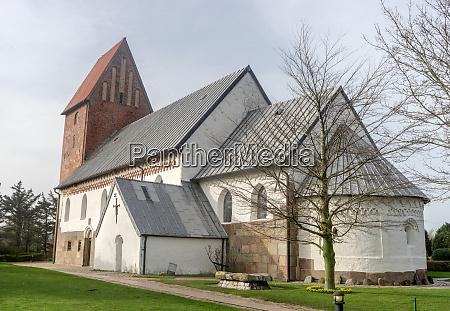 st severin church in keitum