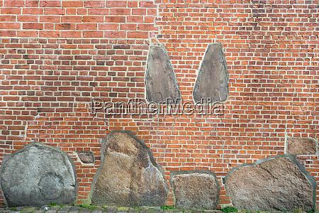 mauer, der, st., severin, kirche, in - 28357705
