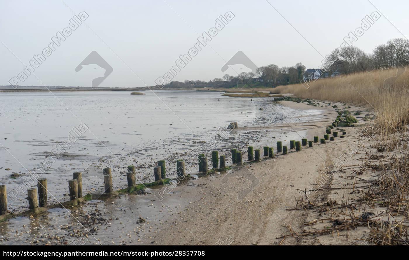 mud, flat, on, the, island, of - 28357708