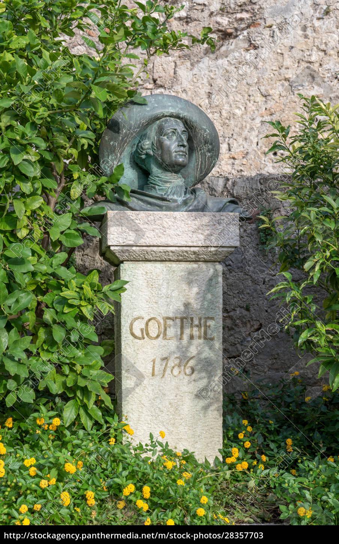 skulptur, von, johann, wolfgang, goethe - 28357703