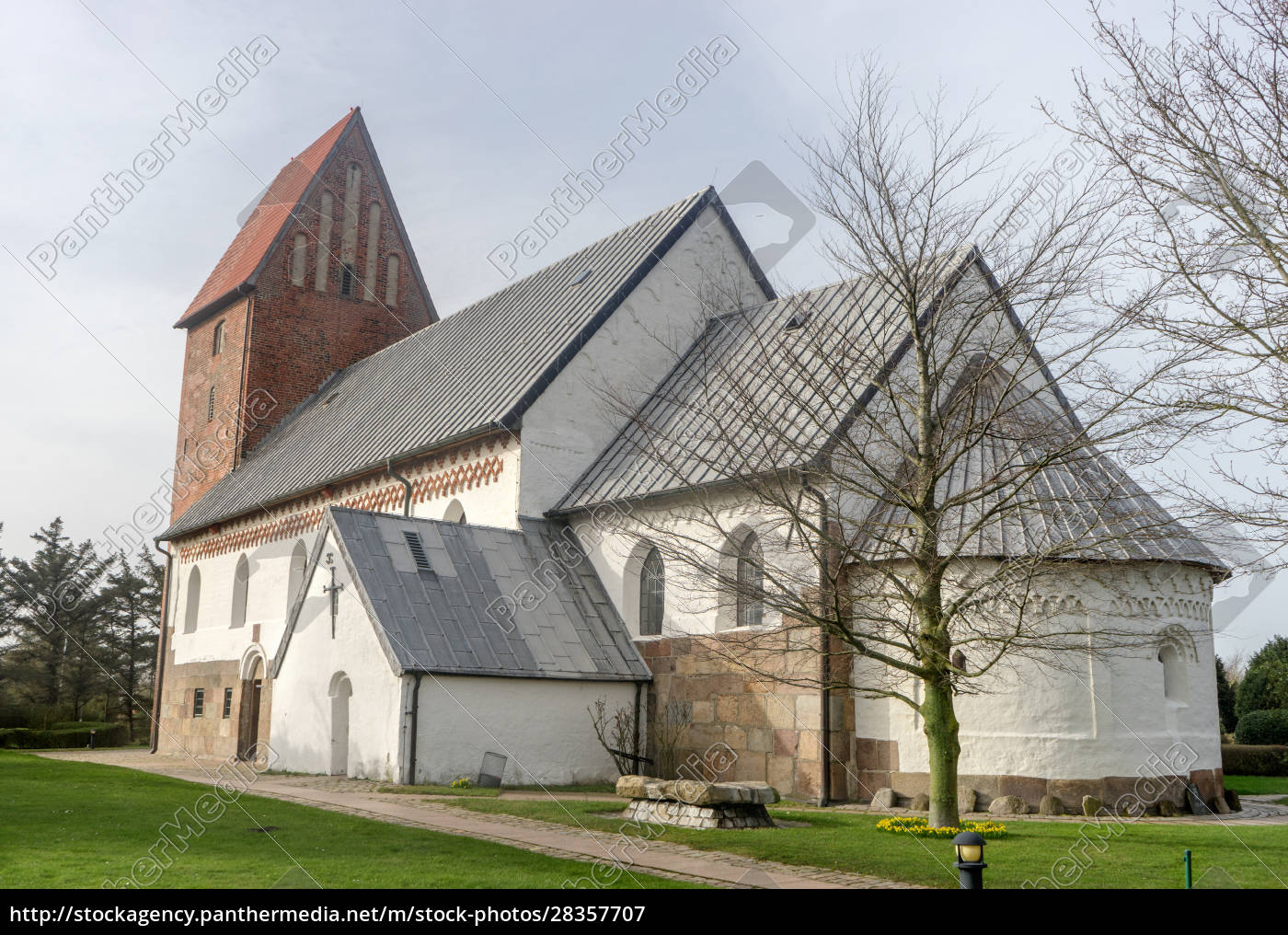 st., severin, kirche, in, keitum, - 28357707