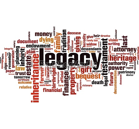 legacy wortwolke
