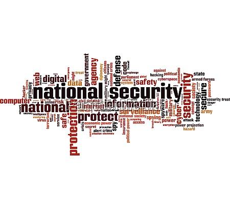 nationales sicherheitswort cloud