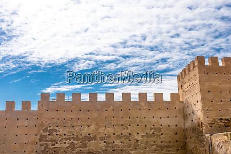 antike medina von fez marokko