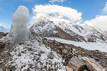 k2 berggipfel zweithoechster berg der welt