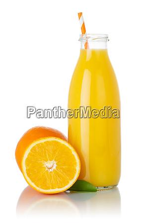 orangen smoothie fruchtsaft trinken strohorangen in