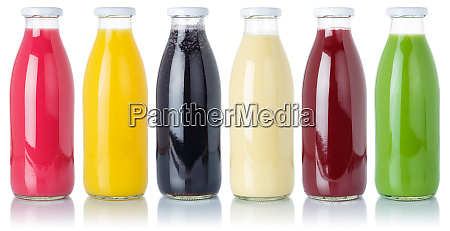 group of fruit smoothies fruits orange