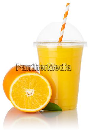 orangenfruchtsaft smoothie trinken orangen in einer