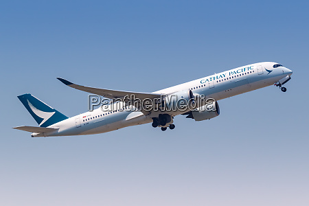 cathay pacific airways airbus a350 900