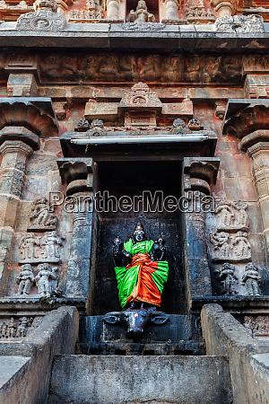 durga bild airavatesvara tempel darasuram