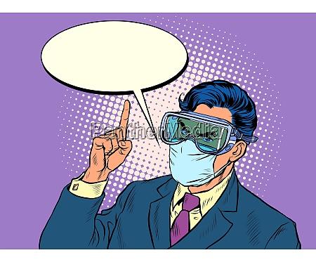 bleiben sie zu hause quarantaenewarnungsrichtlinie