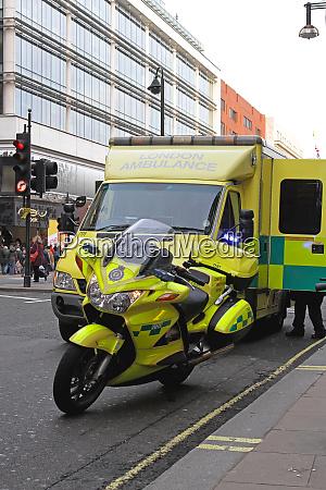 krankenwagen nhs