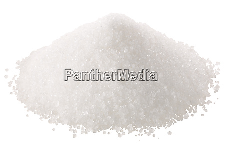weisser kristalliner zuckerhaufen pfade