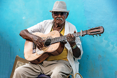 kubanischer musiker