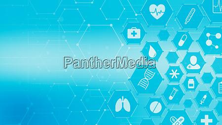 medizinisches wissenschaftliches konzept