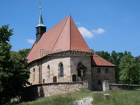 hallerndorf kreuzberg jakobsweg wallfahtskapelle wallfahrtskirche kapelle