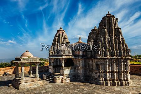 yagya mandir hindu tempel in kumbhalgarh