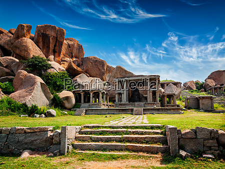 ruins, in, hampi - 28471651