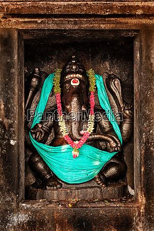 ganesha bild brihadishwara tempel