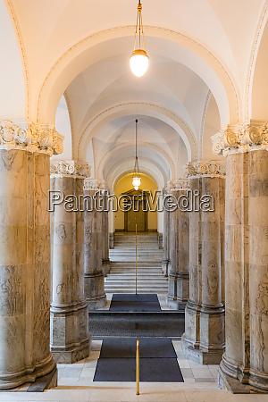 korridorsaal parlament daenemark