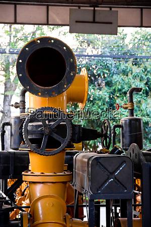 vintage maschinenmotor