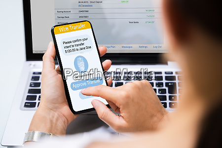 online banking business app