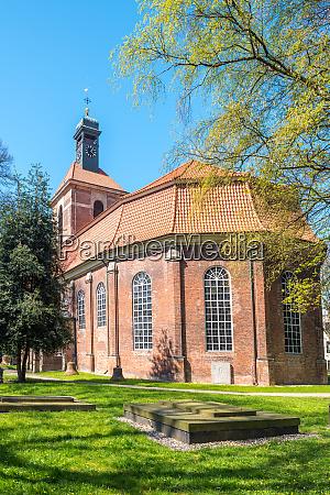 evangelische lutherische christenkirche in hamburg