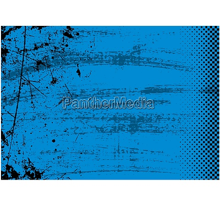 blue grunge background with texture