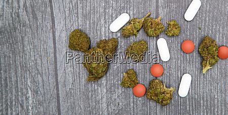 moderne schmerzmittel pillen und kraeuter