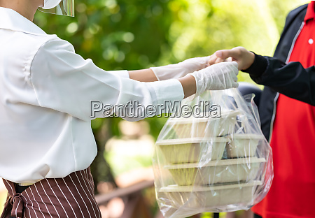 lieferwillig mann abholen lebensmittel bestellung