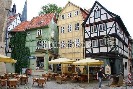 quedlinburg deutschland 29 august 2011