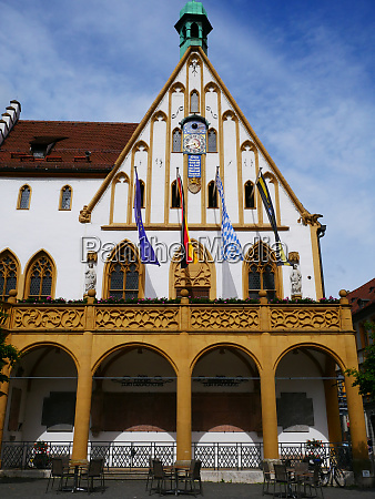 amberg bavaria city historic gothic town