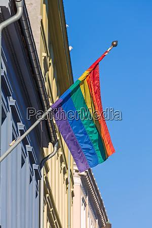 regenbogen flagge gleichheit