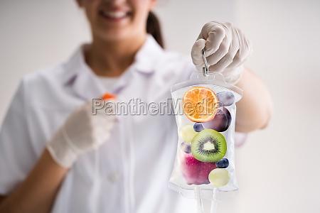 iv tropf vitamin infusionstherapie