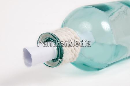 nachrichtenflasche