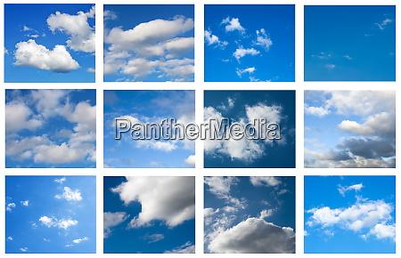 himmel collage