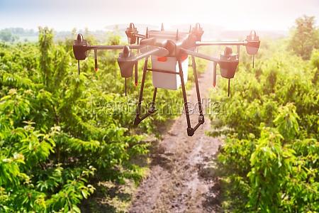 landwirtschaft landwirtschaft landtechnik auf dem feld