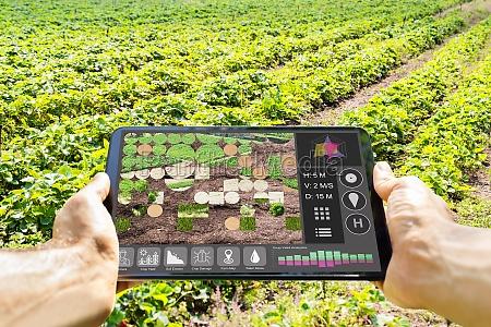 smart farming digital technology landwirtschaft app