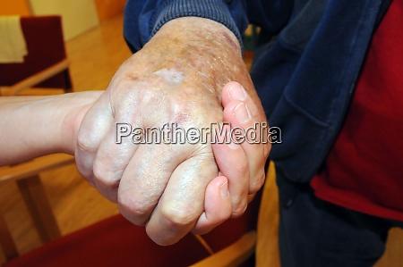 palliativversorgung fuer menschen mit chronischen erkrankungen