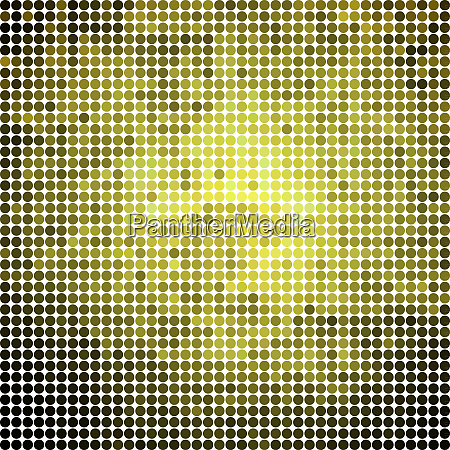 abstrakte farbige runde punkte hintergrund
