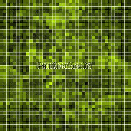 abstrakte quadratische pixel mosaik hintergrund
