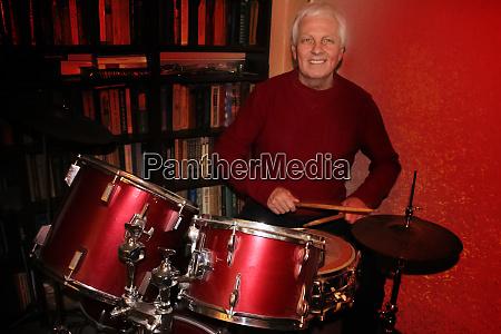 drums konzeptuelles bild bild von trommeln